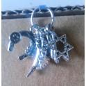 Amuleto Buena suerte y protecciòn Mal de Ojo