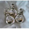 Amuleto pequeño saquito del dinero