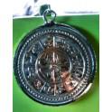 Amuleto Trebol Vencedor con Tetragramatòn reverso