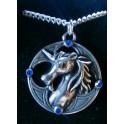Amuleto Unicornio (Guardiàn Prosperidad y Fortuna)