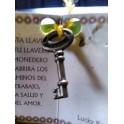 Amuleto llave Abrecaminos de la Suerte