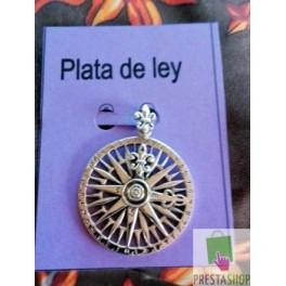 Amuleto Rosa de los Vientos