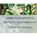 LIMPIEZAS ENERGETICAS, NEGOCIOS, HOGAR, PERSONAS