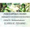 Peticiòn Pedidos Personales a la Carta-VELONES PREPARADOS-